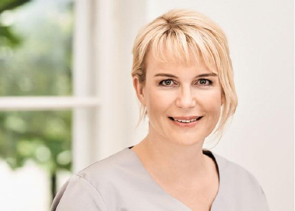 Dr. med. Sandra Moritz - Fachärztin für Chirurgie